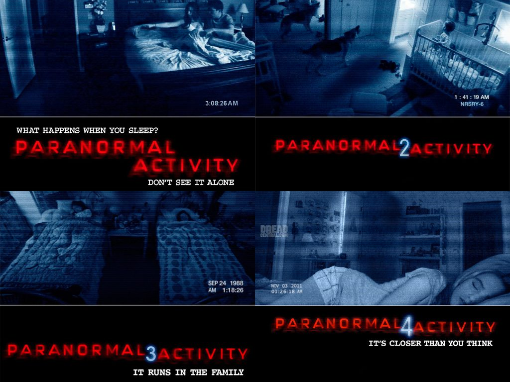 Growing Interest in Paranormal Movies in Recent Times